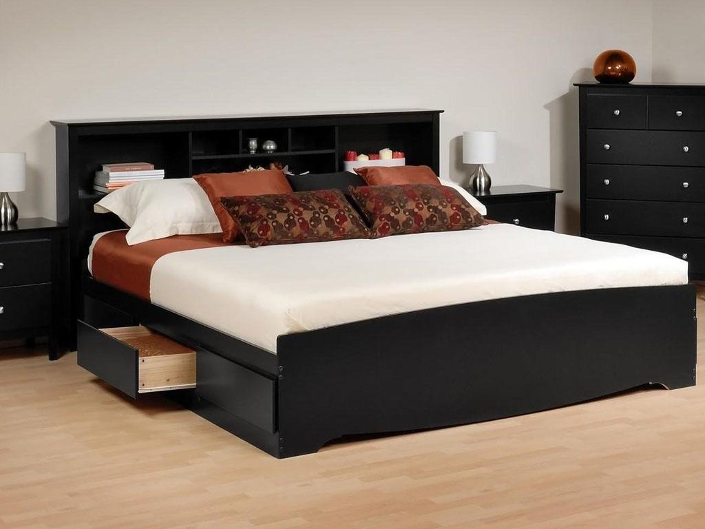 Kệ giường hợp phong thủy