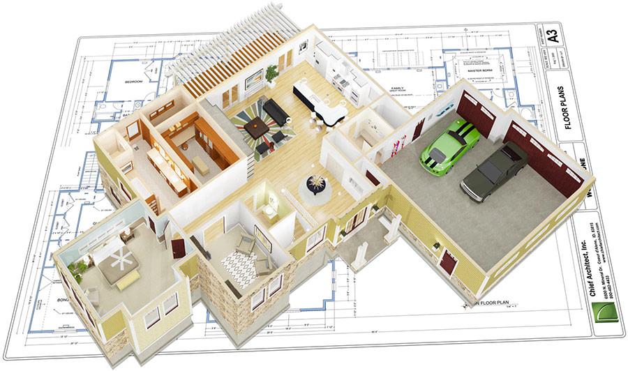 Thuê kiến trúc sư khi xây nhà có lợi chứ không có hại