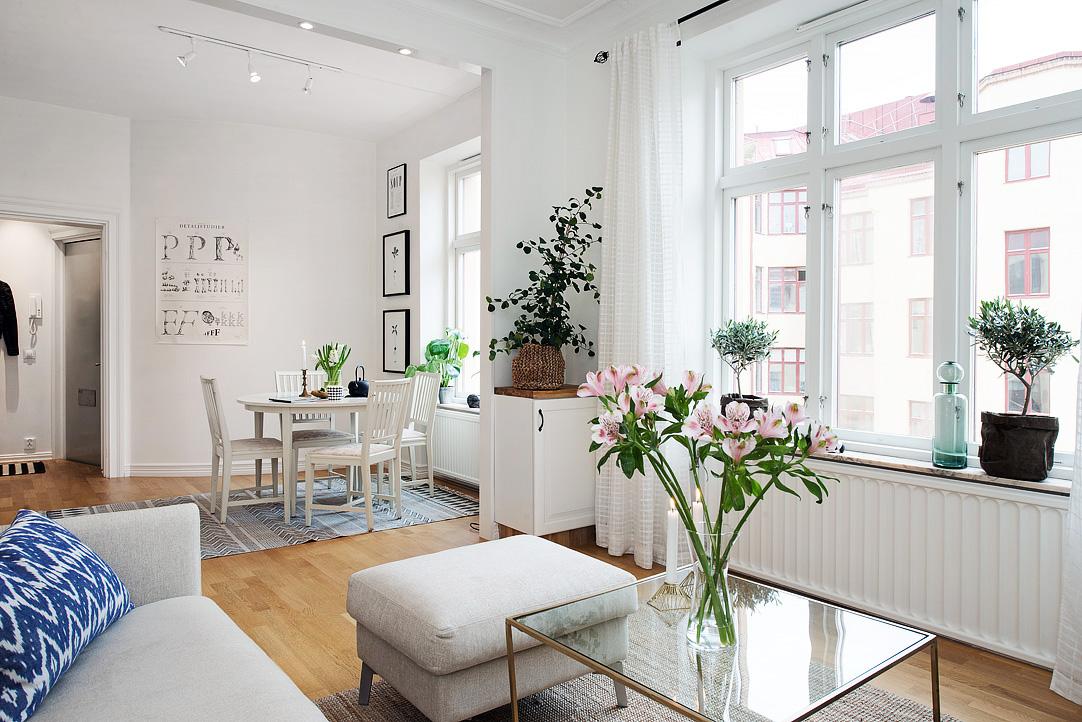 Mê mẩn với thiết kế nội thất chung cư