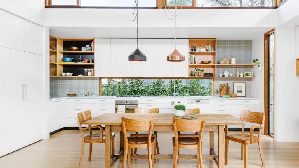 Mẫu Phòng Ăn Đẹp Nổi Bật Năm 2019 Được Các Gia Chủ Yêu Thích